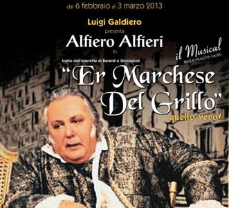 Er Marchese del Grillo Alfiero Alfieri