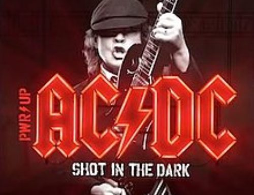 AC DC – Shot In The Dark