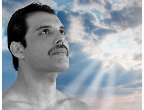 FREDDIE MERCURY – Time Waits For No One