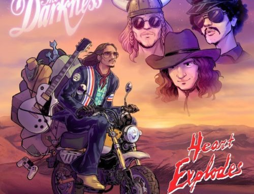 The Darkness – Heart Explodes